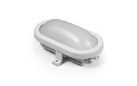 LED Feuchtraumleuchte McShine 450lm, 3000K, 6W, warmweiß, IP65, 170x92x70mm