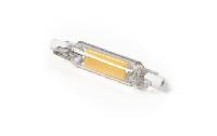LED-Strahler McShine ''LS-718'' R7s, 4W, 400lm, 78mm, 360°, warmweiß