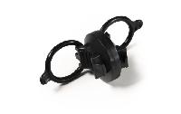 Universal-Fahrradhalterung McPower, sehr flexibel, drehbar, Durchmesser 10-35mm