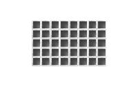 Wechselschalter McPower ''Flair'', 250V~/10A, UP, anthrazit, 40er-Pack