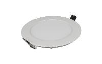 LED-Panel McShine ''LP-914RN'', 9W, 145mm-Ø, 918 lm, 4000K, neutralweiß