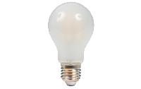 LED Filament Glühlampe McShine ''Filed'', E27, 7W, 720 lm, warmweiß, matt