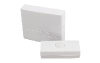Funk-Türklingel McPower ''DB-16'' bis zu 50m, 16 Melodien, IP44 Sender