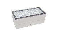 LED-Bodenleuchte McShine ''Pflasterstein'' 20x10x7cm, 180lm,IP65, neutralweiß,230V