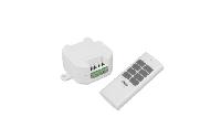 Funk-Schalter Set McPower ''Comfort'' Empfänger + Fernbedienung, max. 2000W