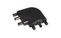 Eck-Verbinder für LED-Unterbauleuchten McShine ''SH''