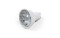 LED-Strahler McShine ''PV-MCOB'' GU10, 7W, 550lm, 38°, 3000K, warmweiß