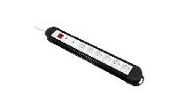 Steckdosenleiste McPower ''KL-06'' 6-fach, Überspannungsschutz, 1,4m Zuleitung