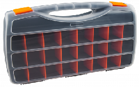 Werkzeug-Organizer McPower, 460x360x80mm, bis zu 26 Fächer, Fächer variabel