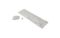 PC-Desktop-Set LogiLink, USB Maus und Tastatur mit Autolink-Funktion, weiß