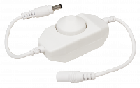 Dimmer McShine für LED-Stripes, max. 12V / 4A, DC-Stecker/Kupplung